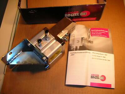 Abicor Binzel 839.0020 Robo Robotic Wire Cutting Station Fixture Dav 8390020 Nos