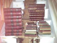 Antique books job lot