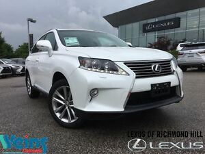 2015 Lexus RX 350 TOURING/NAV ONLY 32 KMS!!