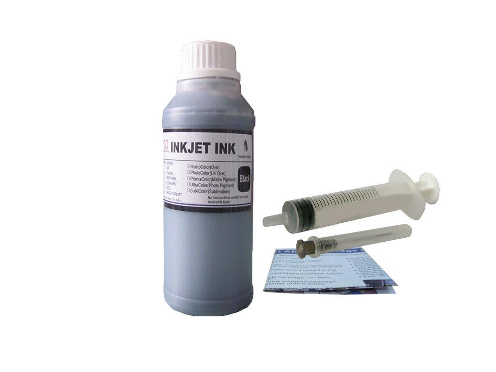 Refill Black Ink Kit for All Hp Inkjet Printer Cartridge