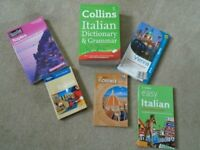 TRAVEL ITALY BOOKS