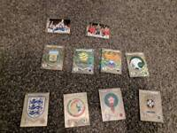 World cup panini stickers 10,20, or 30 packs