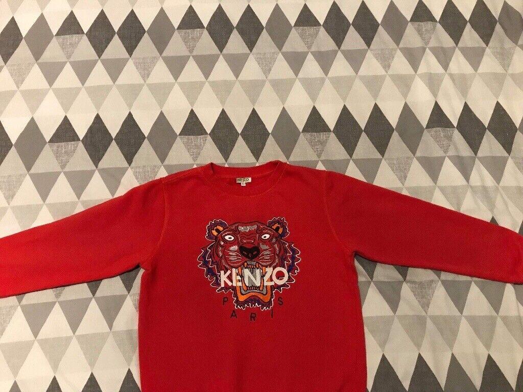 6c8d6849 Kenzo kids jumper size 14A (age 14)   in Kilbarchan, Renfrewshire ...