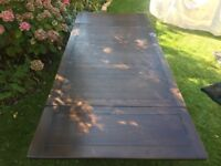 Vintage Ercol extendable dining / kitchen table