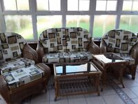 Conservatory Furniture - complete set