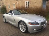 BMW Z4 2.2 ISE CABRIOLET LOW MILEAGE FULL SERVICE HISTORY IMMACULATE FIRST TO SEE WILL BUY