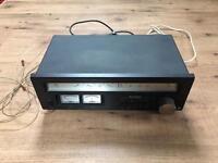 Sharp ST-1122 Vintage FM/MW/LW Stereo Tuner