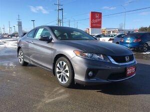 2015 Honda Accord Coupe L4 EX CVT