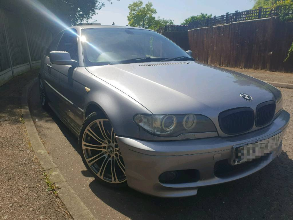 2004 BMW 330CI Coupe M Sport Grey Auto | in Rainham, London | Gumtree