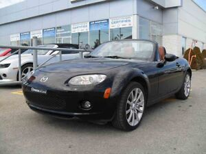 2007 Mazda MX-5 MIATA MX-5 GT/CUIR/SIEGES CHAUFFANTS