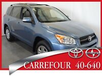 2012 Toyota RAV4 2WD 2.5L Touring Mags+Toit Ouvrant
