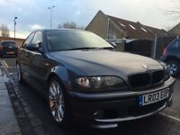 BMW 320i se auto well maintained