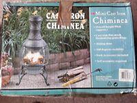 Cast iron chininea