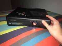 Xbox 360 with Xbox Kinect