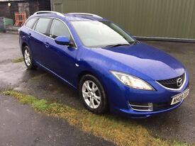 Mazda 6 2.0 TD TS Long MOT