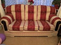 2 set of sofas really good condition look good as new