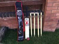 Cricket set - 3/4 size