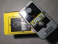 Electro Harmonix EHX LPB1 clean boost pedal