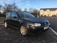 vW Golf AUTO genuine 73300 miles nonorevios owners