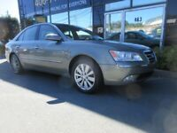 2009 Hyundai Sonata LIMITED SEDAN W/ ALLOYS HEATED SEATS DUAL CL