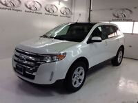 2013 Ford Edge SEL-AWD/LEATHER/SUNROOF/NAVI/ALLOY-RIMS
