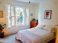 Zone 1 -Spacious double room in large friendly shared house