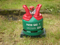 CALOR PATIO GAS 5KG CYLINDER--EMPTY-- For exchange