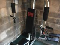 Pro power 3 station Home gym