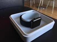 Apple Watch Series 2 Stainless Steel Black 42mm