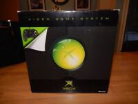Boxed Vintage Original Xbox Console - in Very nice condition - Working perfectly