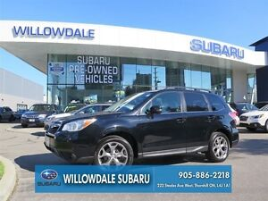 2015 Subaru Forester 2.5i Limited PKG No Accidents, One Owner, O