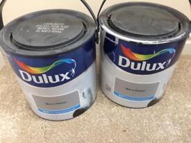 Dulux warm pewter Matt paint