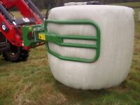 Round Bale Haylage - Hillsborough/Moira area - end of season reductions
