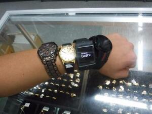 WATCHES ON WATCHES ON WATCHES!!!!! Busters Cash N' Trade has some crazy deals on high end and casual watches!!