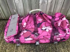 Large ROXY travel case