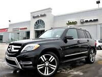 2015 Mercedes-Benz GLK350 4MATIC LEATHER NAV PANO SUNROOF BACKUP