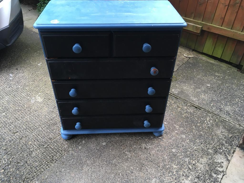 Quality solid pine drawers
