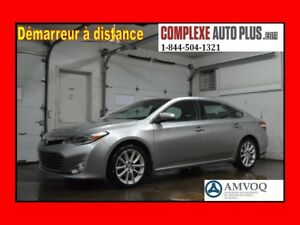 2015 Toyota Avalon  Limited *Démarreur à distance