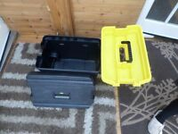 stanley mobile tool chest