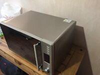Kenwood microwave oven, barely used