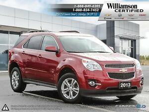 2013 Chevrolet Equinox LT**AWD**BCK UP CAM**RMT START