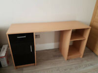 Office Desk with drawer/cupboard