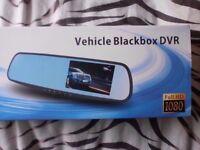 car dash cam camera car dvr full hd 1080 rear camera front screen in mirror