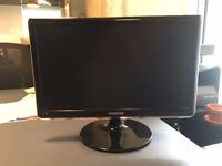 22 Inch HD Samsung Monitor x2 for sale