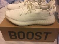 Yeezy boost 350 cream white