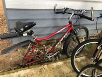 4 bikes for spare or repair
