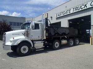 2018 Western Star 4900 Triaxle Cab and  Chassis