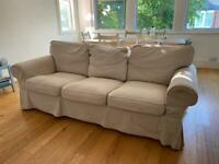 3 seater sofa in good condition