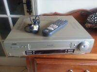 JVC S-VHS Video Recorder HR-S7500EK