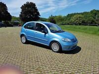 CITROEN C3 1.4 HDi 16V Exclusive 5dr (blue) 2003